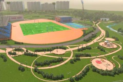 Концептуальное предложение по развитию Парковой зоны
