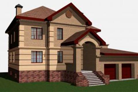 Проект дома 2, Коломна